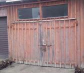 Medinis garažas-0