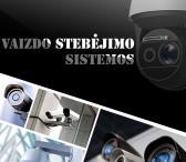 Vaizdo stebėjimo sistemos. Montavimas-0