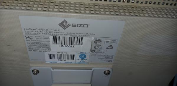 Monitorius  Eizo-3