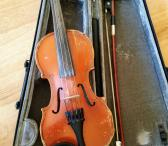 Parduodu smuiką pradinukams-0