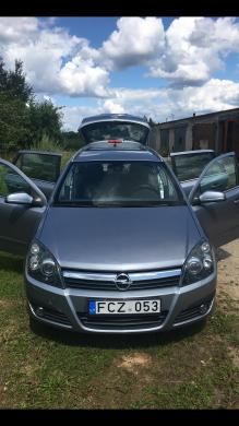 Opel Astra H-7
