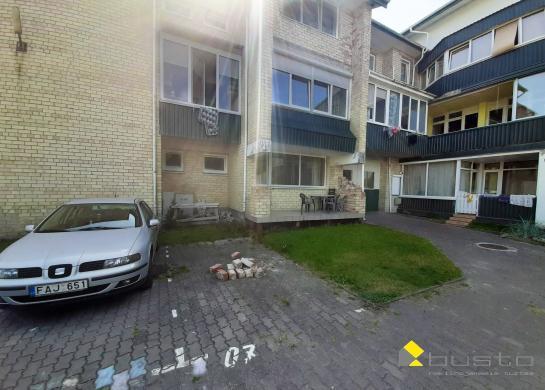 Palanga, Šventoji, Jūros g., 1 kambario butas-1