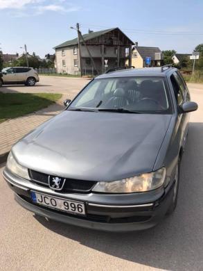 Peugeot 406 2.2 98kw 2003m.-0