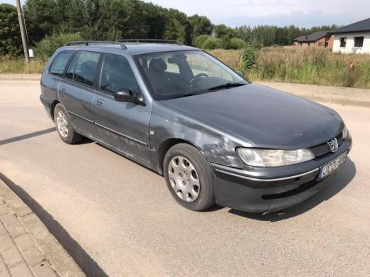 Peugeot 406 2.2 98kw 2003m.-4