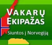 Vežame į Norvegija, Švedija 869818264-0