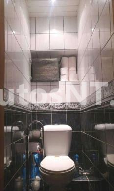 Parduodamas 2- jų kambarių su holu butas Gargžduose, Dariaus ir Girėno gatvėje-6