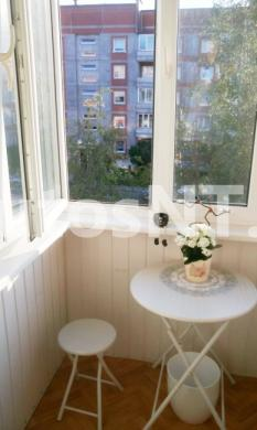 Parduodamas vieno kambario butas su holu Laukininkų gatvėje-0