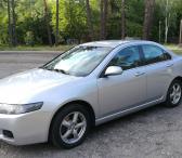 Honda Accord VII (Sedanas)-0