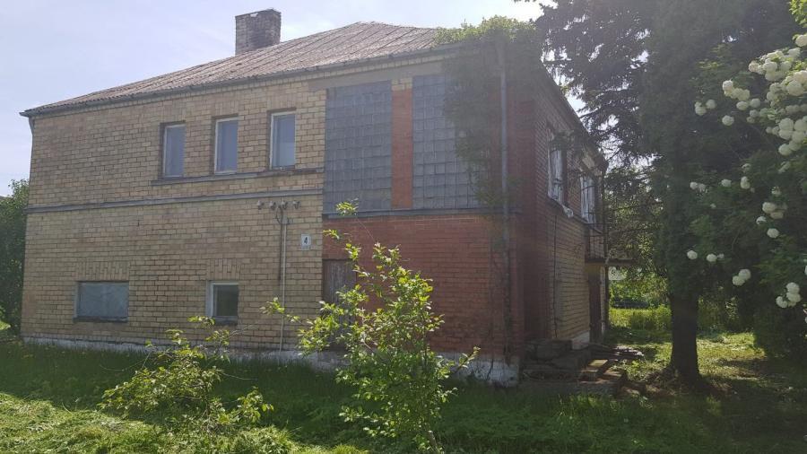 Parduodamas namas Aukštelkų k., Radviliškio raj.-0
