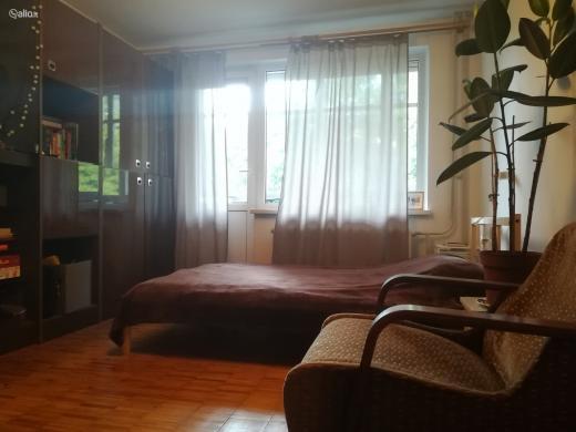 Išnuomojamas 1 kambario butas Vilniuje-0