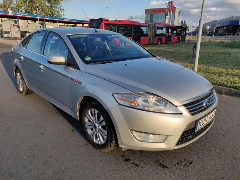 Ford Mondeo 2008 diesel 2.0 automatic-1