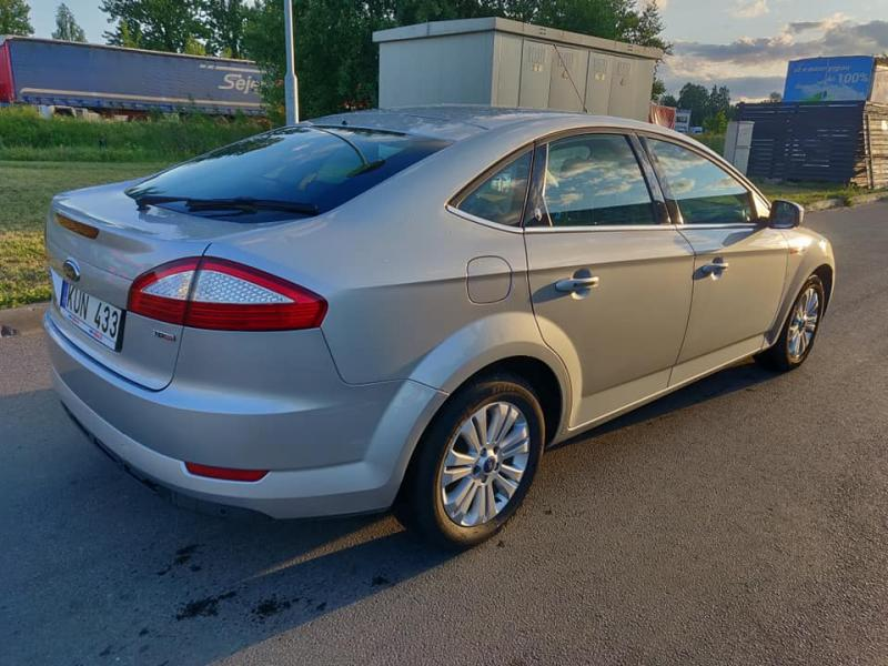 Ford Mondeo 2008 diesel 2.0 automatic-2