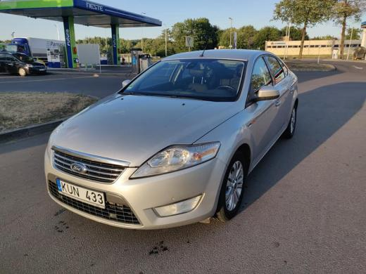 Ford Mondeo 2008 diesel 2.0 automatic-3