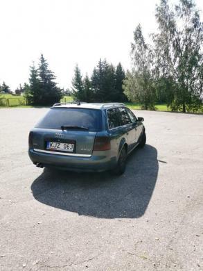 Audi A6 C5 2.5TDI 132kw-1
