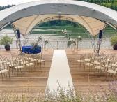 Balto kilimo nuoma vestuvėms-0