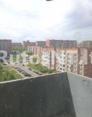 Parduodamas 2- jų kambarių su holu butas Bandužių gatvėje-6