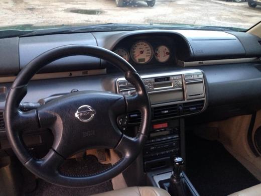 Automobilis Nissan X-Trail-4