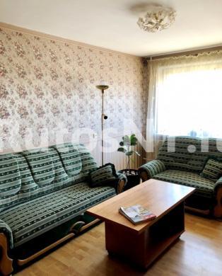 Parduodamas 3- jų kambarių butas Gargžduose, Klaipėdos gatvėje-1