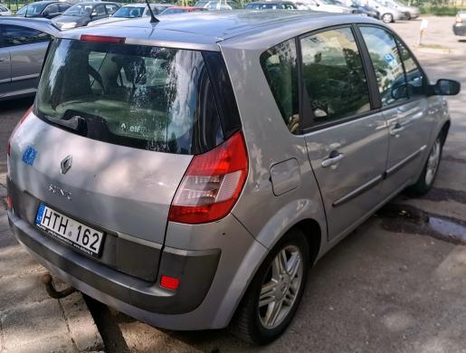 Renault scienic 2005, 132000ka 1,9 dci-2