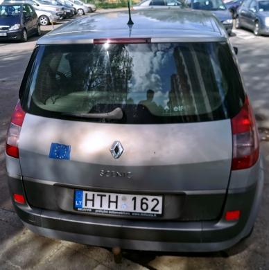 Renault scienic 2005, 132000ka 1,9 dci-3