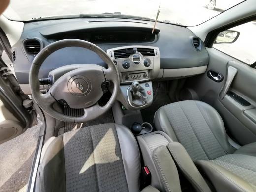 Renault scienic 2005, 132000ka 1,9 dci-0