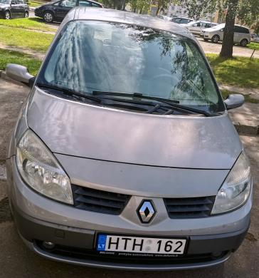 Renault scienic 2005, 132000ka 1,9 dci-4