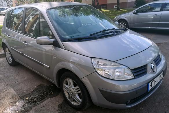 Renault scienic 2005, 132000ka 1,9 dci-5