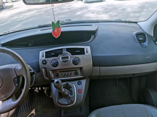Renault scienic 2005, 132000ka 1,9 dci-7