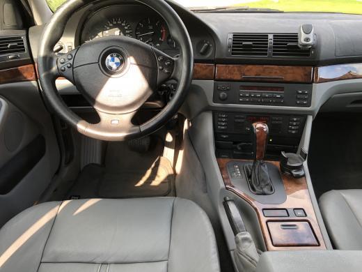 BMW 530, 3.0D, universalas, 2000m. E39-2