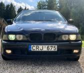BMW 530, 3.0D, universalas, 2000m. E39-0