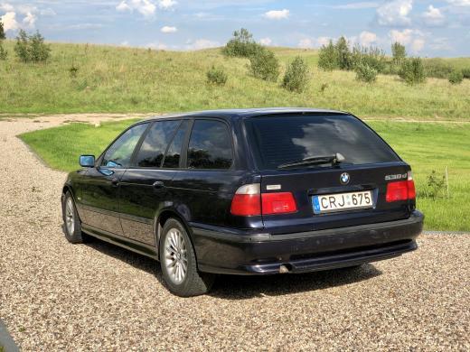 BMW 530, 3.0D, universalas, 2000m. E39-3