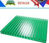 """Naujas kokybiškas žalias polikarbonatas """"4mm""""-0"""