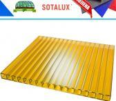 """Naujas kokybiškas geltonas polikarbonatas """"4mm""""-0"""