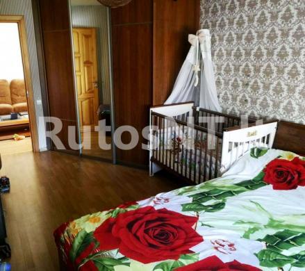Parduodamas 3- jų kambarių butas Gargžduose, J. Janonio gatvėje-3