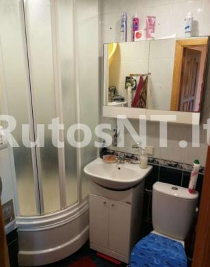 Parduodamas 3- jų kambarių butas Gargžduose, J. Janonio gatvėje-5