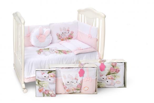 Labai graži patalynė lovytėms-1