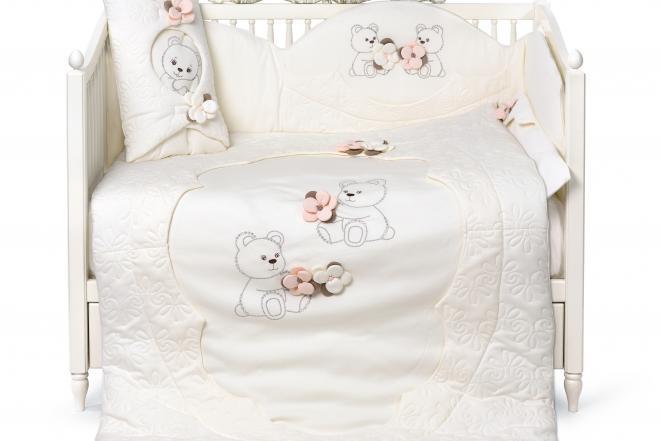 Labai graži patalynė lovytėms-0