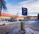 Nuomojama parkavimo vieta T. Ševčenkos g.-0