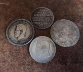 Keturios monetos-0