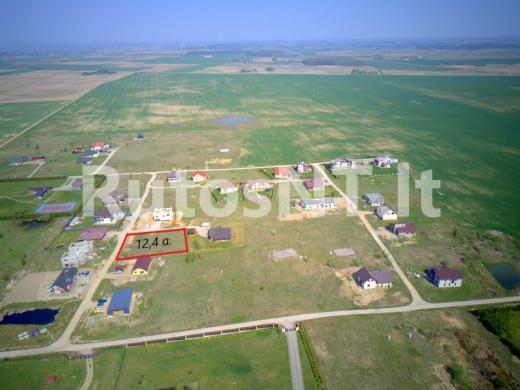Parduodamas žemės sklypas Peskojuose-1