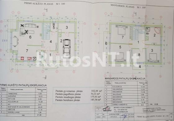 Parduodamas žemės sklypas Peskojuose-5