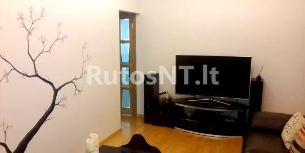 Parduodamas 4- rių kambarių butas I.Simonaitytės gatvėje-1