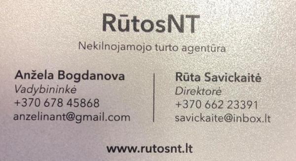 Parduodamas 2- jų kambarių butas Baltijos prospekte-7