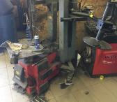 Ratų montavimo ir balansavimo staklės-0