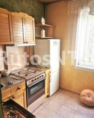 Parduodamas 2- jų kambarių su holu butas Gargžduose, P. Cvirkos gatvėje-2