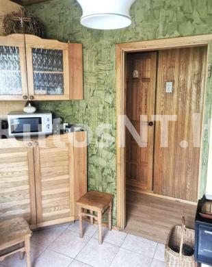 Parduodamas 2- jų kambarių su holu butas Gargžduose, P. Cvirkos gatvėje-3