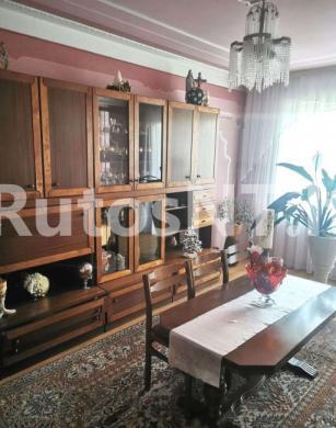 Parduodamas 2- jų kambarių su holu butas Gargžduose, P. Cvirkos gatvėje-4