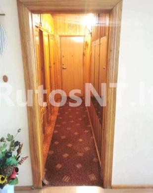 Parduodamas 2- jų kambarių su holu butas Gargžduose, P. Cvirkos gatvėje-6