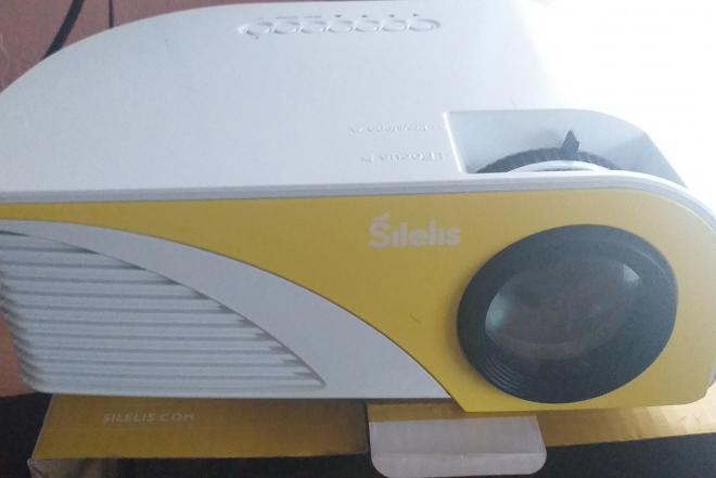 Parduodu Projektori Šilelį Naują-0