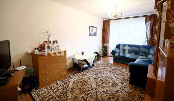 Parduodamas 2- jų kambarių butas Debreceno gatvėje-1